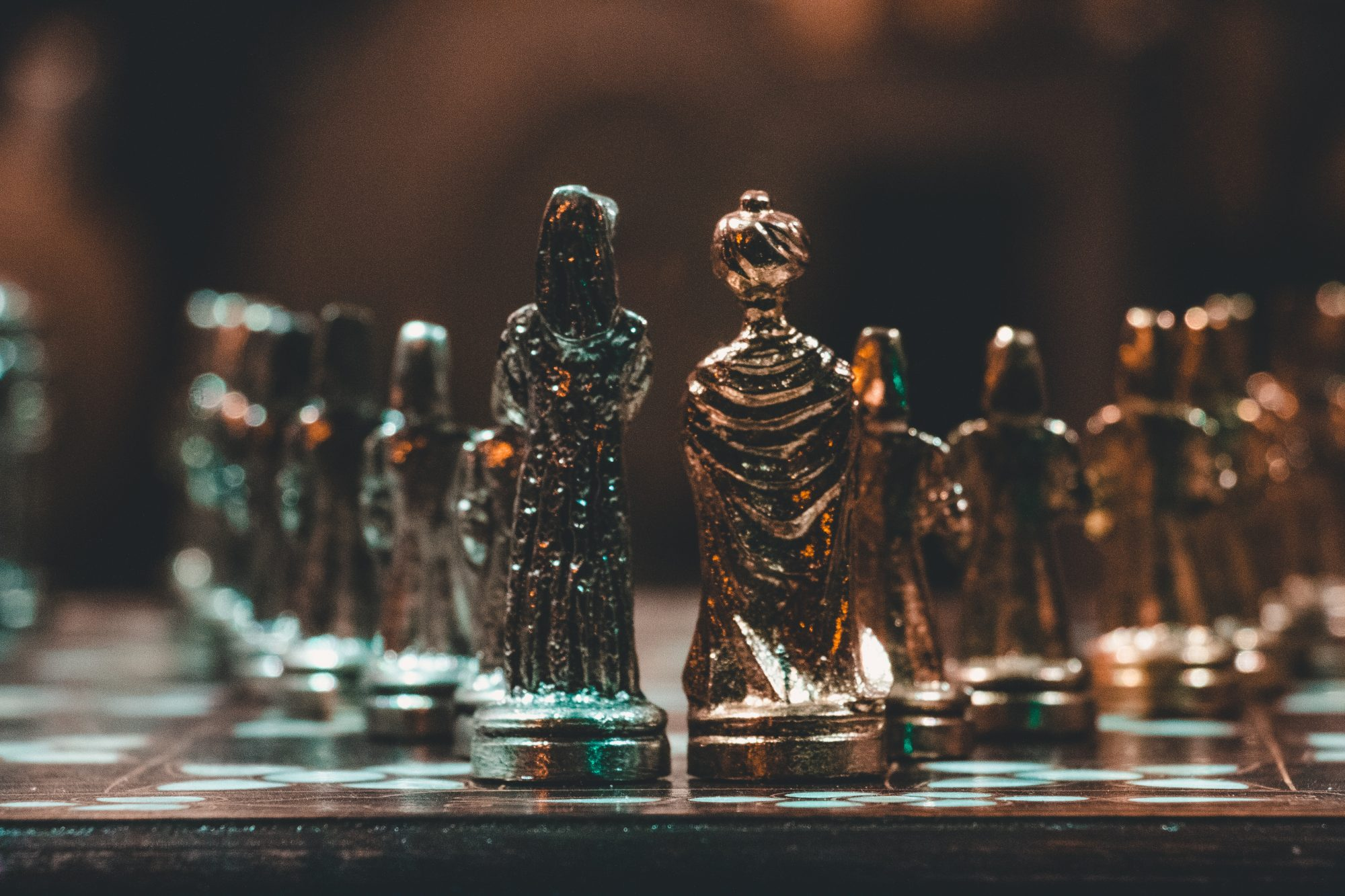 A Brief Peek into the Chess Scene in America using Data Science!